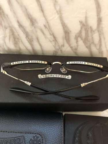 Wholesale Fake Chrome Hearts eyeglasses VERTICAL Online FCE166