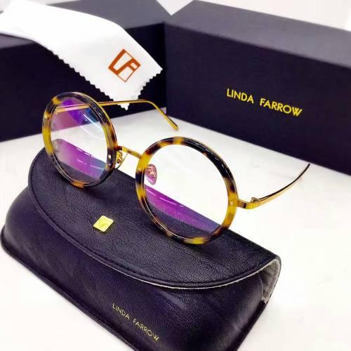 Sales online Linda Farrow eyeglasses buy prescription 239 glasses online FLF003