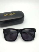 Sales online BALMALN Sunglasses Leopard Head Sculpture SBL009