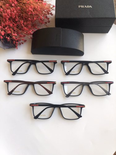 Wholesale Replica 2020 Spring New Arrivals for PRADA Eyeglasses OPR42S Online FP788