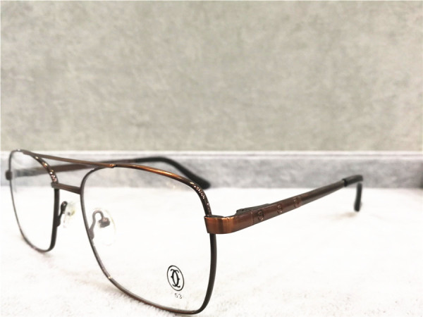Wholesale Copy Cartier eyeglasses 4818103 online FCA286