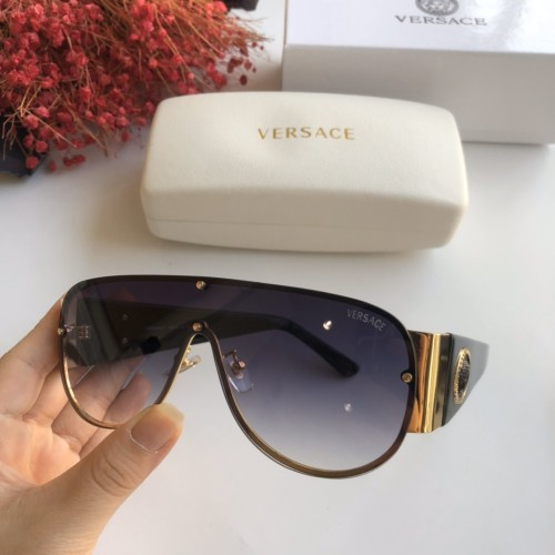 Wholesale Replica 2020 Spring New Arrivals for VERSACE Sunglasses VE1058 Online SV166