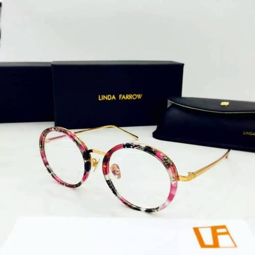 Designer Linda Farrow eyeglasses buy prescription 176 glasses online FLF001