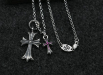 Chrome Hearts Pendant CH CROSS CHP111 Solid 925 Sterling Silver