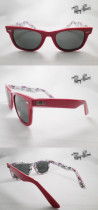 RB2140 RED  sunglasses R065