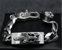 Chrome Hearts Bracelet Dagger Fancy Clip CHB045