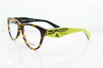 MIUMIU  VMU031V eyeglasses frames cat eyes high quality breaking proof FMI075