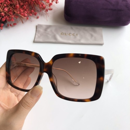 Wholesale Replica 2020 Spring New Arrivals for GUCCI Sunglasses GG0567 Online SG608