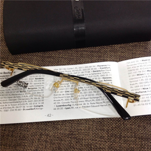 MONT BLANC eyeglasses best  quality breaking proof FM266