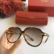 Wholesale Copy 2020 Spring New Arrivals for Cartier Sunglasses CT0159S Online CR136
