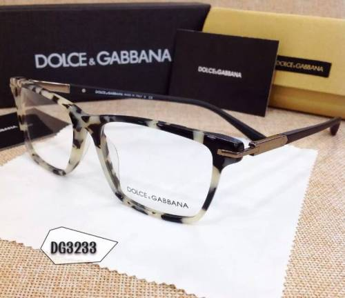 Dolce&Gabbana eyeglasses GREY  TESTUDINARIOUS acetate glasses optical frames imitation spect