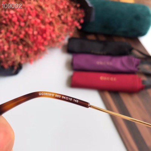 Wholesale Replica GUCCI Sunglasses GG3809S Online SG547
