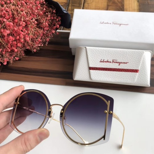 Wholesale Replica Ferragamo Sunglasses SF196S Online SFE011