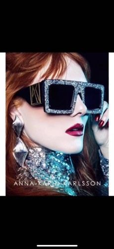 Wholesale Replica Anna-Karin Karlsson Sunglasses Online SAK002
