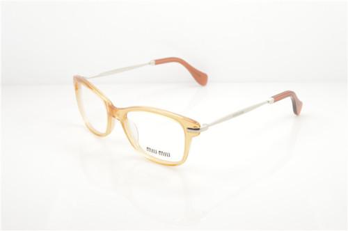 MIU MIU eyeglasses frames VMU10MV imitation spectacle FMI108
