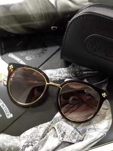 Cheap Fake Chorme Hearts Sunglasses Online SCE099