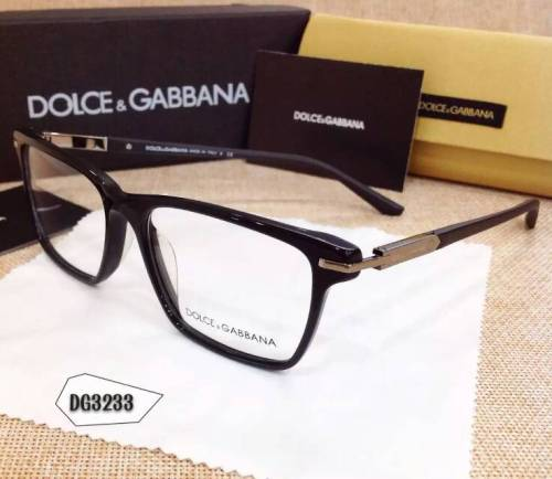 Dolce&Gabbana eyeglasses acetate glasses optical frames imitation spectacle FD324