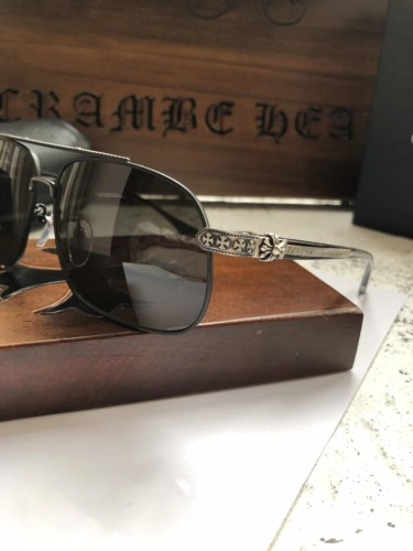 Wholesale Replica Chrome Hearts Sunglasses TITSICLE Online SCE143
