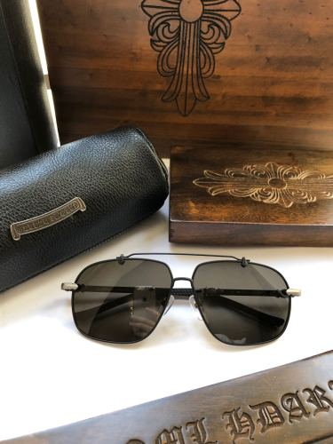 Wholesale Fake Chrome Hearts Sunglasses GRITT-I Online SCE154