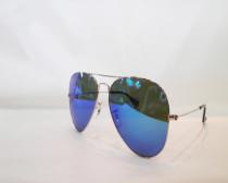 3025-00317 SILVER-BLUE sunglasses  SR003