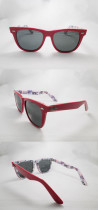 RB2140 RED  sunglasses R070