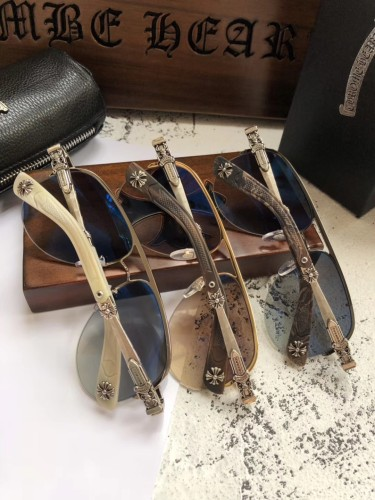 Wholesale Fake Chrome Hearts Sunglasses BLADE HUMMER Online SCE132