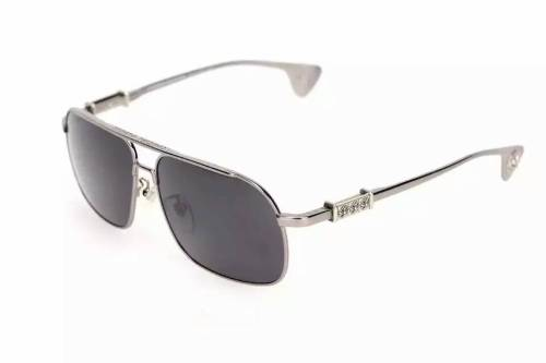 Discount Chorme Metal Sunglasses online imitation spectacle SCE083