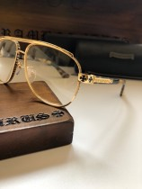 Wholesale Replica Chrome Hearts Eyeglasses BONEHEARD Online FCE186