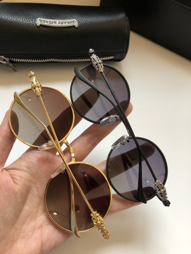 Wholesale Copy Chrome Hearts Sunglasses GORGINA-I Online SCE164