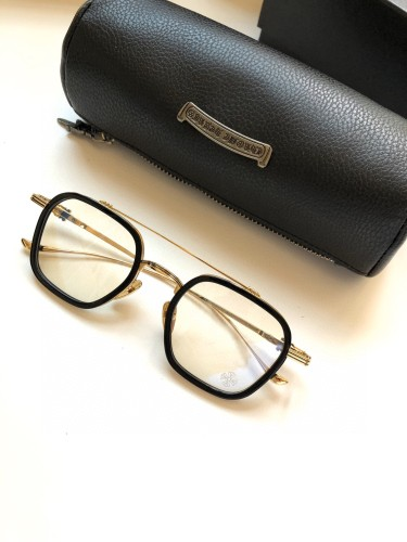 Wholesale Replica Chrome Hearts Eyeglasses PARATESTES Online FCE194