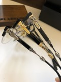 Wholesale Replica Chrome Hearts Eyeglasses EVAGILIST Online FCE190