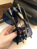 Wholesale Replica Chrome Hearts Sunglasses ARMADILDOE Online SCE163