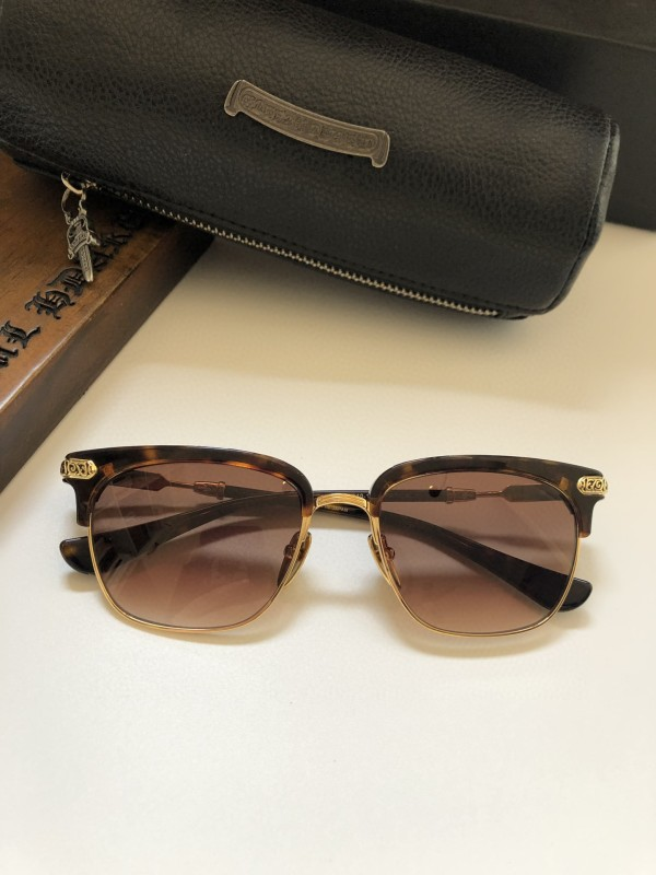 Wholesale Replica Chrome Hearts Sunglasses VERTICAL II Online SCE169