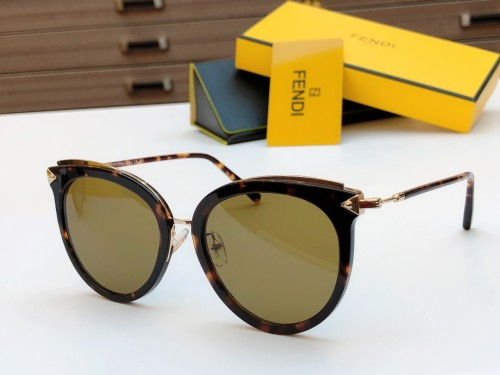 Replica FENDI Sunglasses FF0667 Online SF127