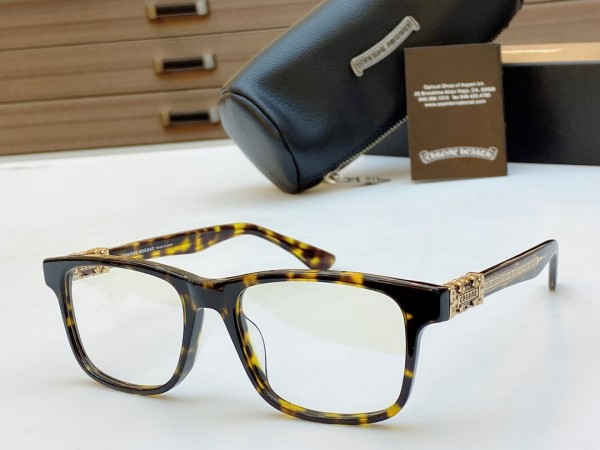Copy Chrome Hearts Eyeglasses TIANBA Online FCE203
