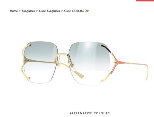 Replica GUCCI Sunglasses GG0646O Online SG650