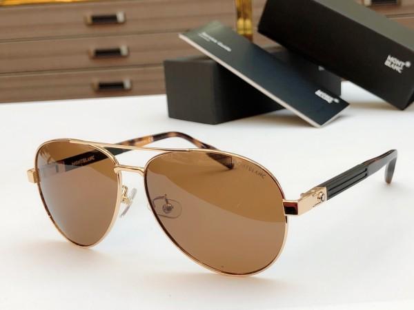 Replica MONT BLANC Sunglasses MB0032S Online SMB014