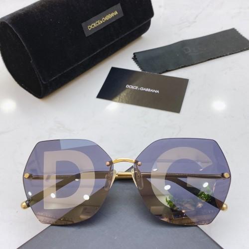 D&G Sunglasses 2204 D136