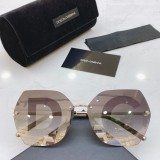 D&G Sunglasses 2204 D136