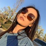 Replica GUCCI GG071S Sunglasses Chain Heart Pendant SG674