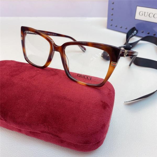 GUCCI Eyeware GG0542 Eyeglass Frame FG1279
