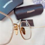 Eyewear Chrome Hearts BONE PRONE I Eye glasses Frame FCE215