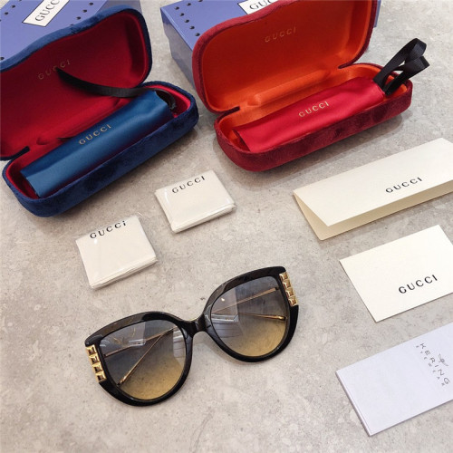 Replica GUCCI Sunglasses for Women GG0389 Brands SG679