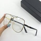 Black Gold Eyeglass