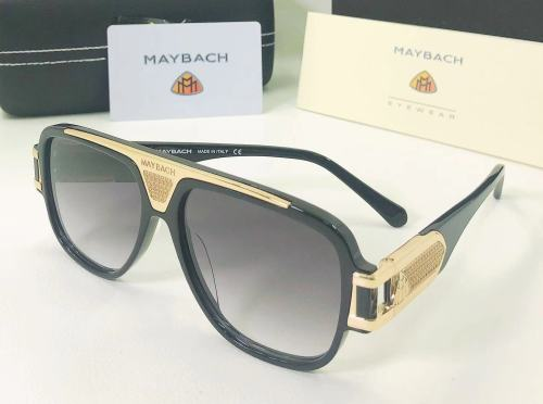 Wholesale Replica 2020 Spring New Arrivals for MAYBACH Sunglasses THEBOSS Online SMA005