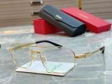 Cartier Eyeglass Optical Frames 8201038 Cartier Eyeware FCA304