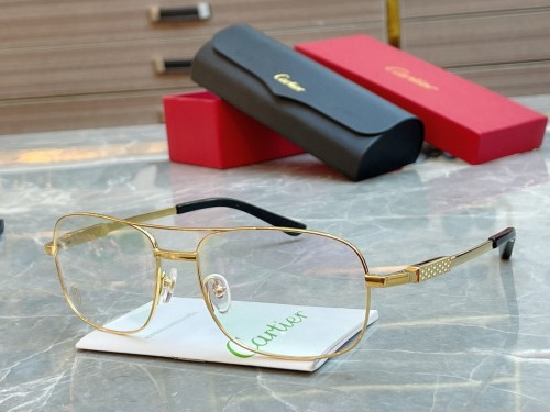 Cartier Eyeglass Optical Frames 8201038 Cartier Eyeware FCA304