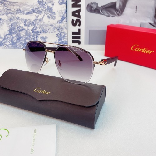 Replica Cartier Sunglasses Cartier glass CT0569 CR163