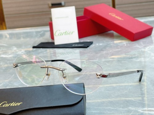 Replica Cartier Eyeglass Optical Frames CT0038SA Cartier Eyeware FCA305