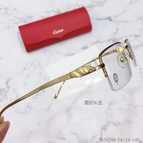 Copy Cartier Eyeglass Optical Frames 5634296 Cartier Eyeware FCA307